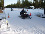 Yellowstone National Park - FEAT Snowmobile Measurements