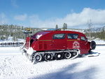 Yellowstone National Park - PEMS Snowcoach Measurements
