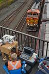 Washington - FEAT Bridge Based Train Measurements 2012