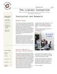 The Liaison Connection Issue 2 by University of Denver, University Libraries