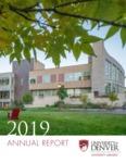 University Libraries Annual Report 2019