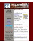 Fall 2010 CTL Newsletter
