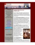 CTL Winter 2011 Newsletter