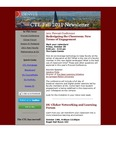 CTL Fall 2011 Newsletter by University of Denver, Office of Teaching and Learning